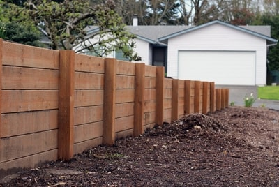 fencing churton park