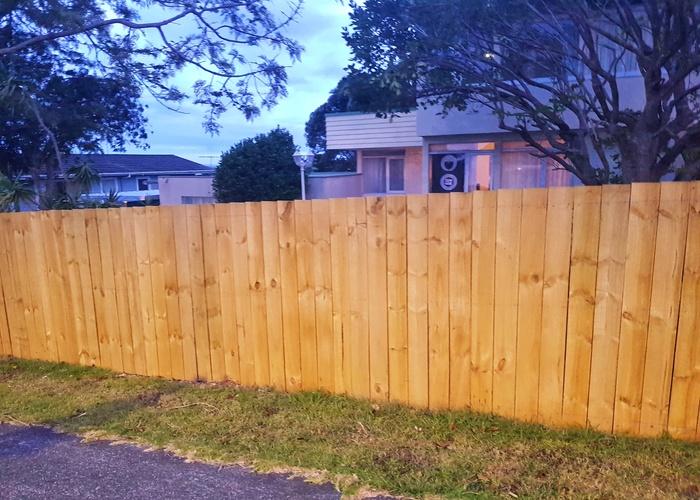 fencing grenada north